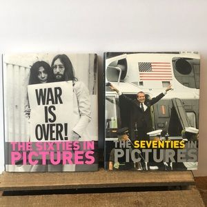 Other - The Sixties in Pictures&The Seventies in Pictures